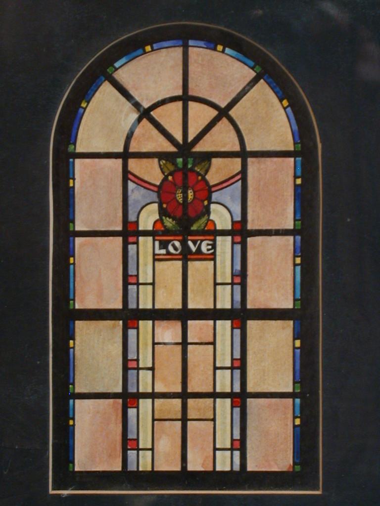 Arts Amd Craft Window Designs