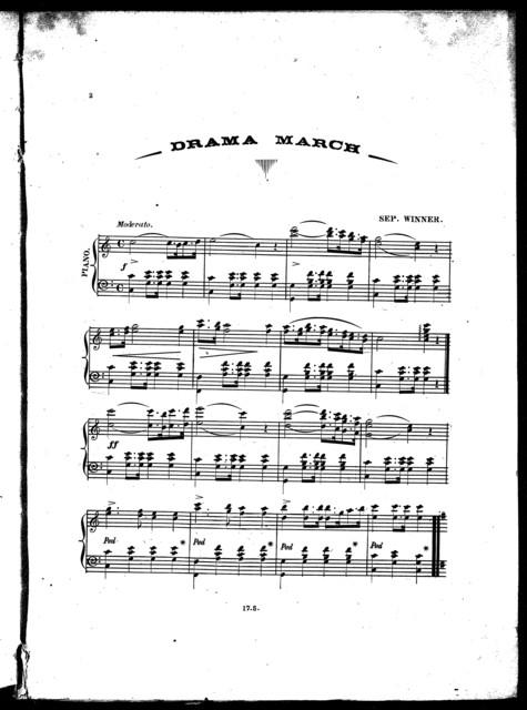 Drama march