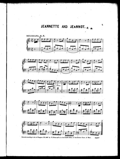 Jeannette and Jeannot -- A little more cider -- The grave of Bonaparte