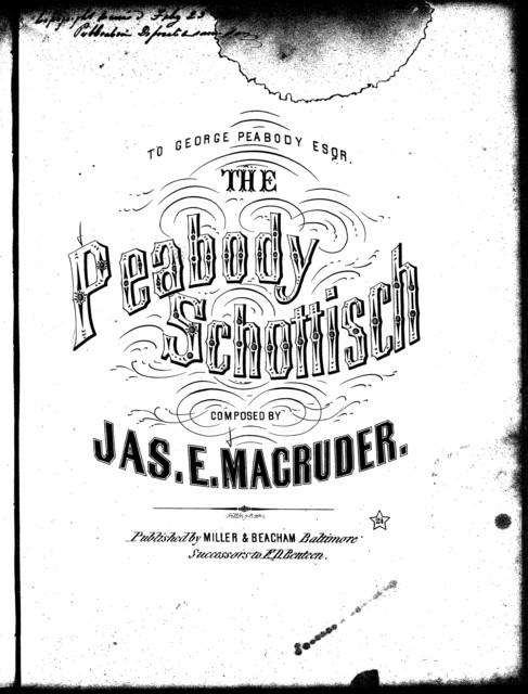 Peabody schottisch