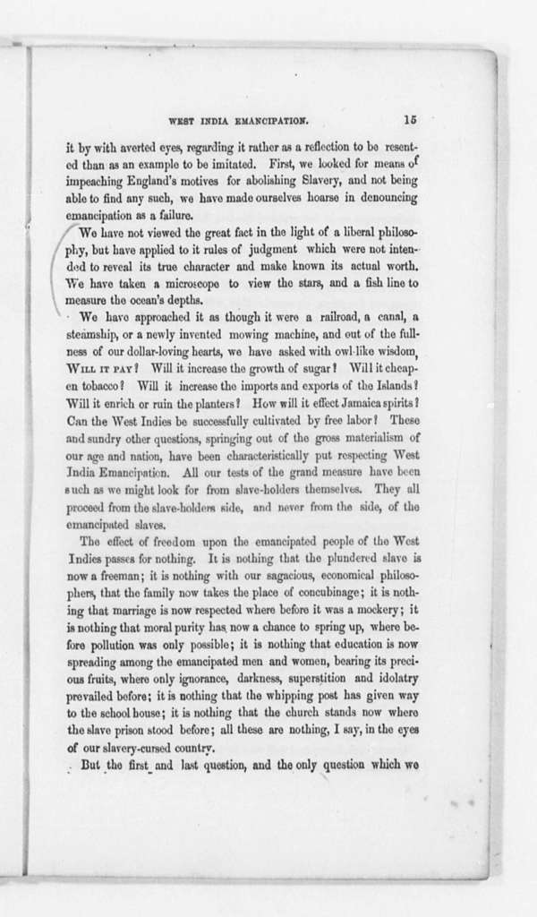 Printed Speeches (by Douglass), 1857-1859