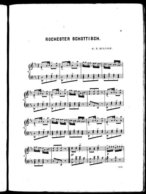Rochester schottisch