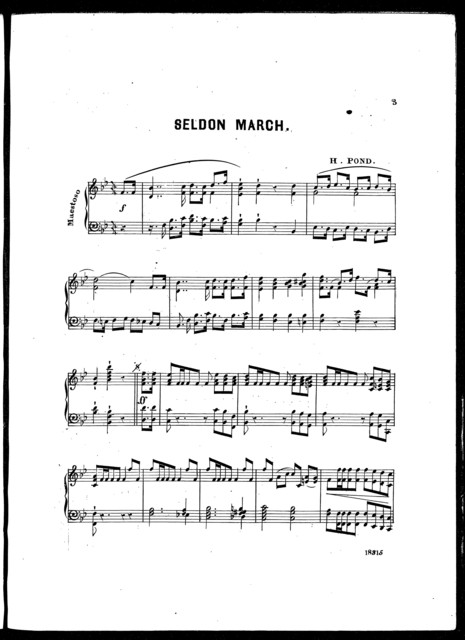 Seldon march