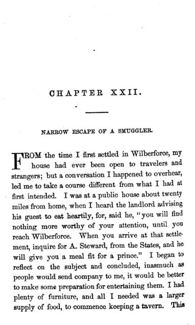 Twenty-two years a slave, and forty years a freeman; embracing a correspondence of several years, while president of Wilberforce Colony, London, Canada West.