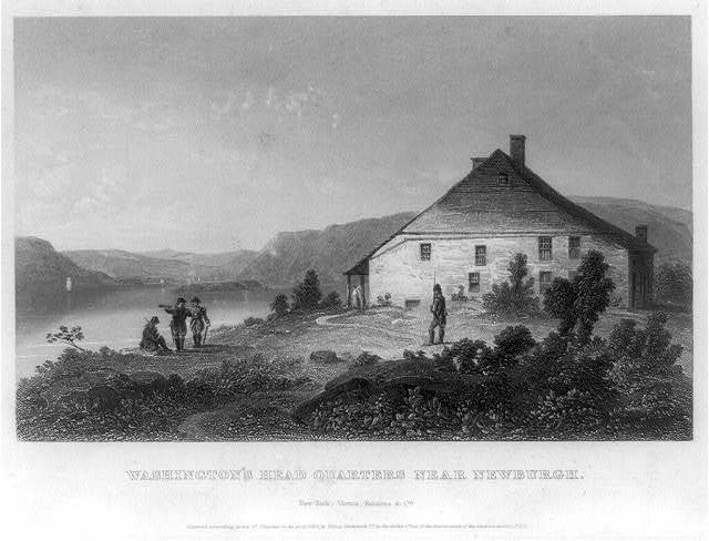 Washington's head quarters near Newburgh