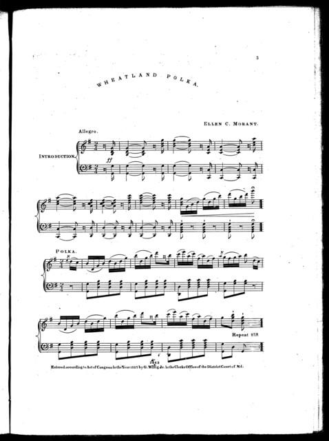 Wheatland polka