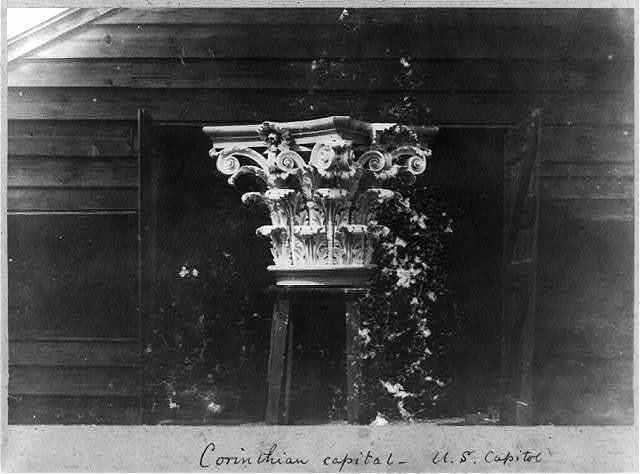 Corinthian capital, U.S. Capitol