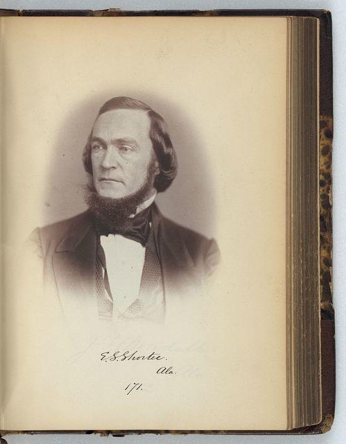 [Eli S. Shorter, Representative from Alabama, Thirty-fifth Congress, half-length portrait]