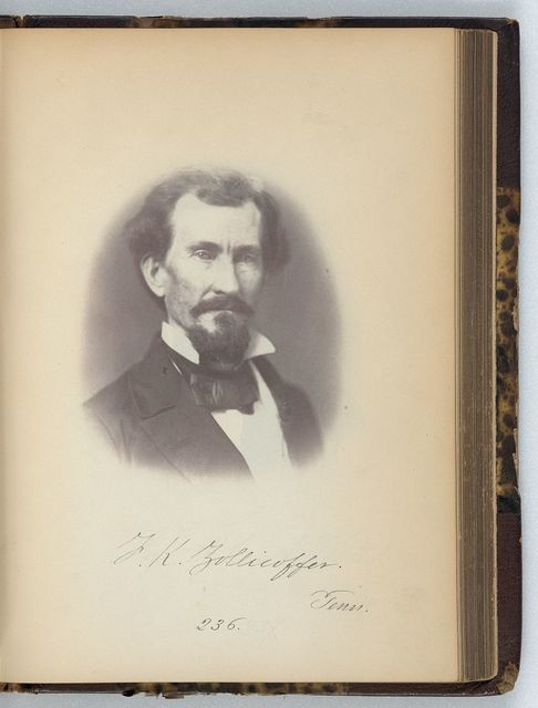 [Felix K. Zollicoffer, Representative from Tennessee, Thirty-fifth Congress, half-length portrait]