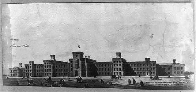 Hospital for the Insane of the Army and Navy and the District of Columbia