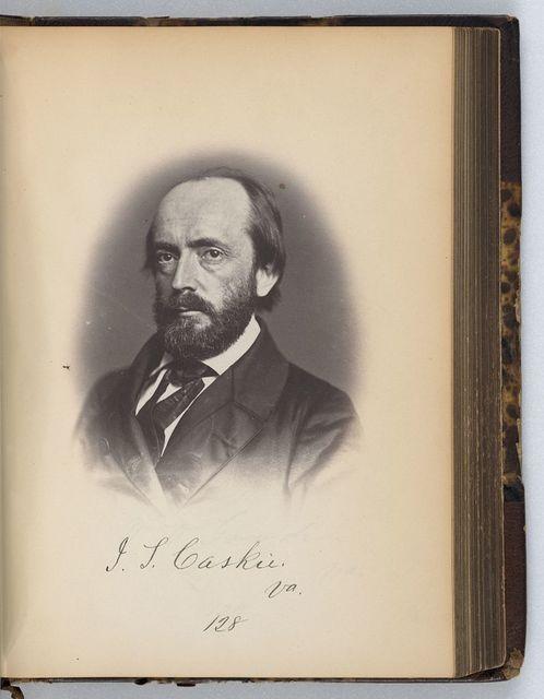 [John S. Caskie, Representative from Virginia, Thirty-fifth Congress, half-length portrait]
