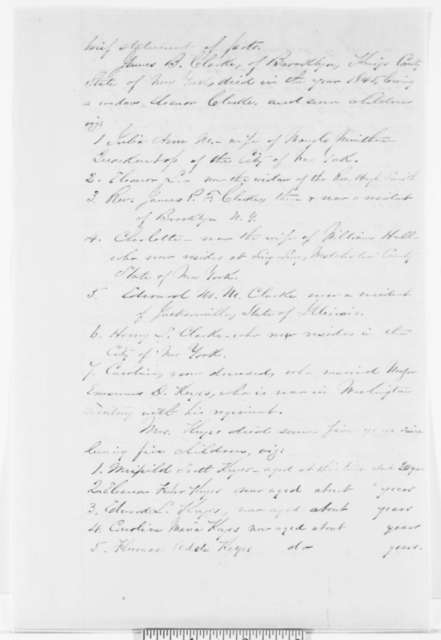 Lewis Benton to Abraham Lincoln, Friday, December 09, 1859  (Legal matters)