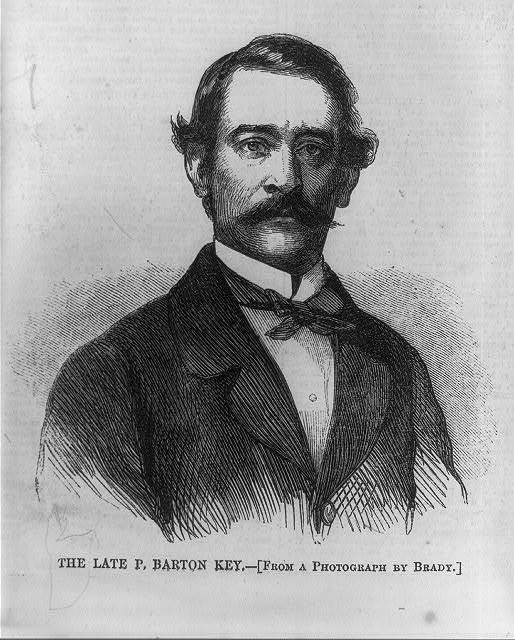 Philip Barton Key, d. 1859