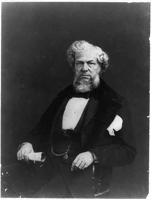 [Thomas Ustick Walter, Architect of Capitol, 1851-1865]