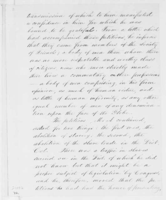 Washington D.C. National Intelligencer, Monday, December 05, 1859  (Report)