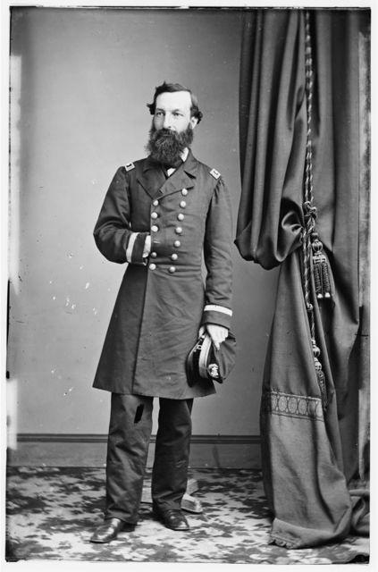 1st Assist. Engineer S.C. Wyatt USA