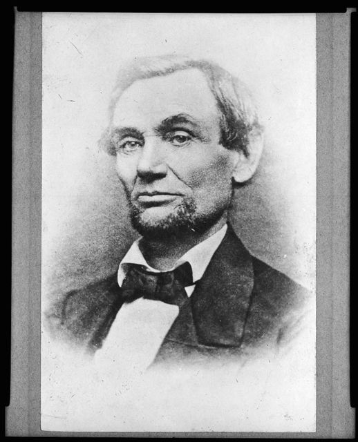 [Abraham Lincoln: President-elect]