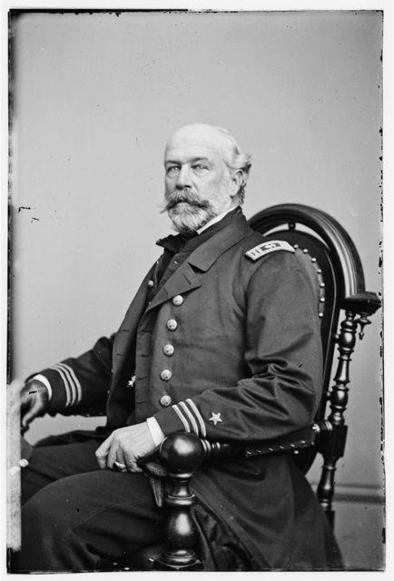 Act. Lt. Comm. Edward Conroy, USN