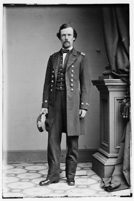 Acting Master Freeman, U.S.N.
