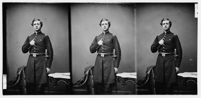 Adj. L.C. Parmalee, 2nd U.S. Sharpshooter