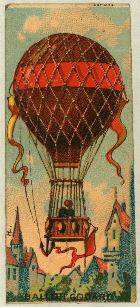 Ballon Godard / H.L.