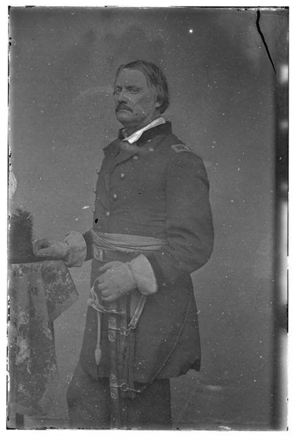 Brig. Gen. Israel B. Richardson, killed Antietam