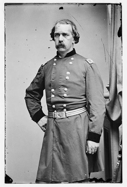 Brig. Gen. J. Hobart Ward