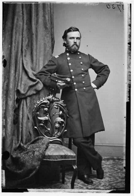 Brig. Gen. Jacob Sharp Col. 156th N.Y. Inf.