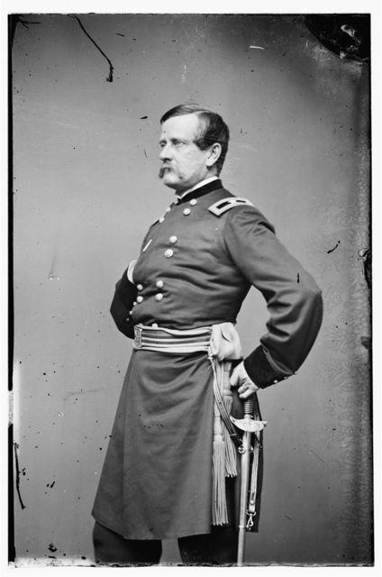 Brig. Gen. J.H. Van Allen