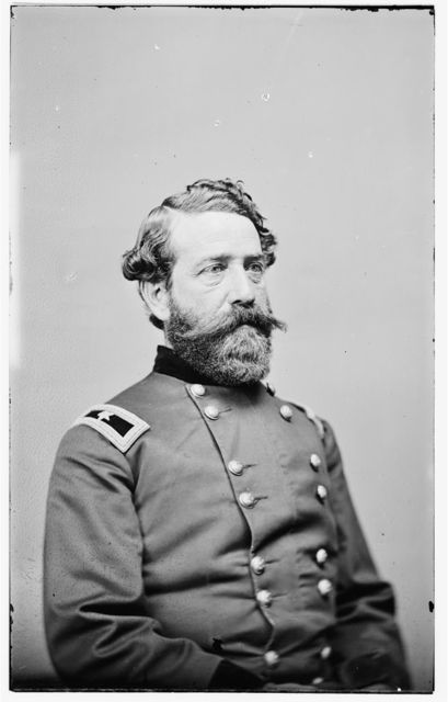 Brig. Gen. J.M. Brannon, Commanded 10th Army Corps in 1862-3