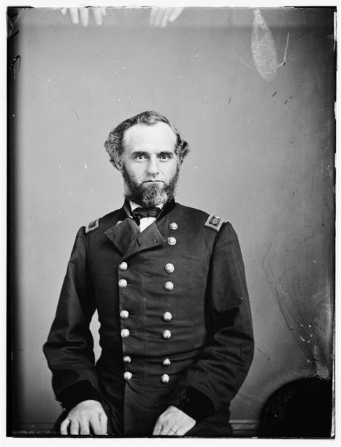 Brig. Gen. Richard W. Johnson