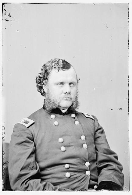 Brig. Gen. Robert O. Tyler