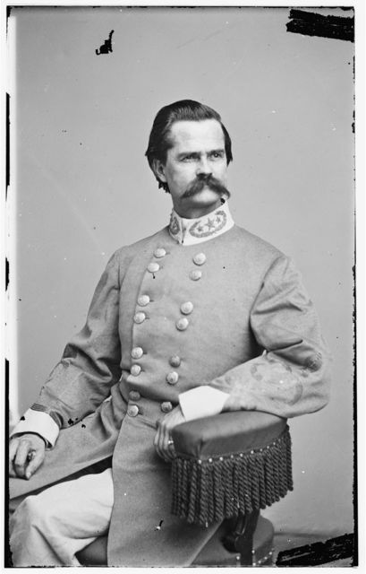 [Brig. Gen. William Nelson Rector Beall, 1825-1883, Officer in the Confederate Army]