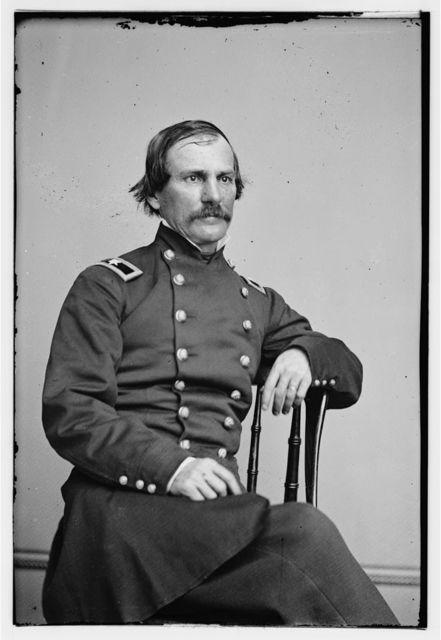 Brig. Gen. Wm Hays