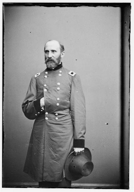 Brig. Maj. Gen. Rufus Saxton