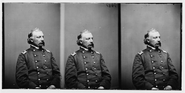 Bvt. Brig. Gen. J.L. Selfridge