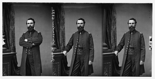 [Bvt. Brig. Gen. John S. Cavender (1st Mo. Light Artillery)]