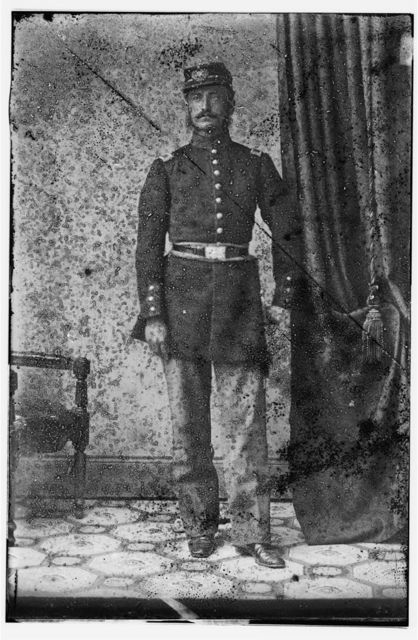 Capt. A. Weiss, 41st N.Y. Inf.