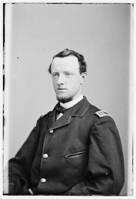 Capt. A.M. Randol, 1st U.S. Artillery. Col. 2d, N.Y. Cav.