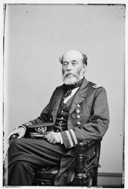 Capt. C.S. Boggs USN