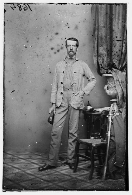 Capt. E. Clark, 7th NYSM