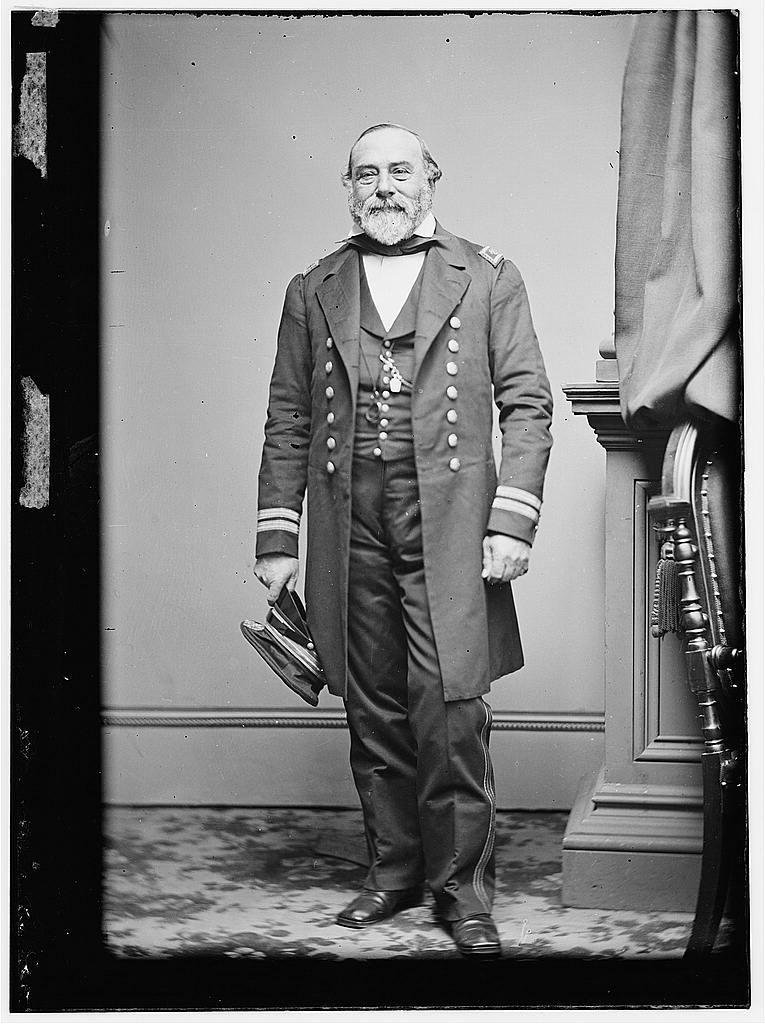 Capt. H.B. Nones (Revenue Marine)