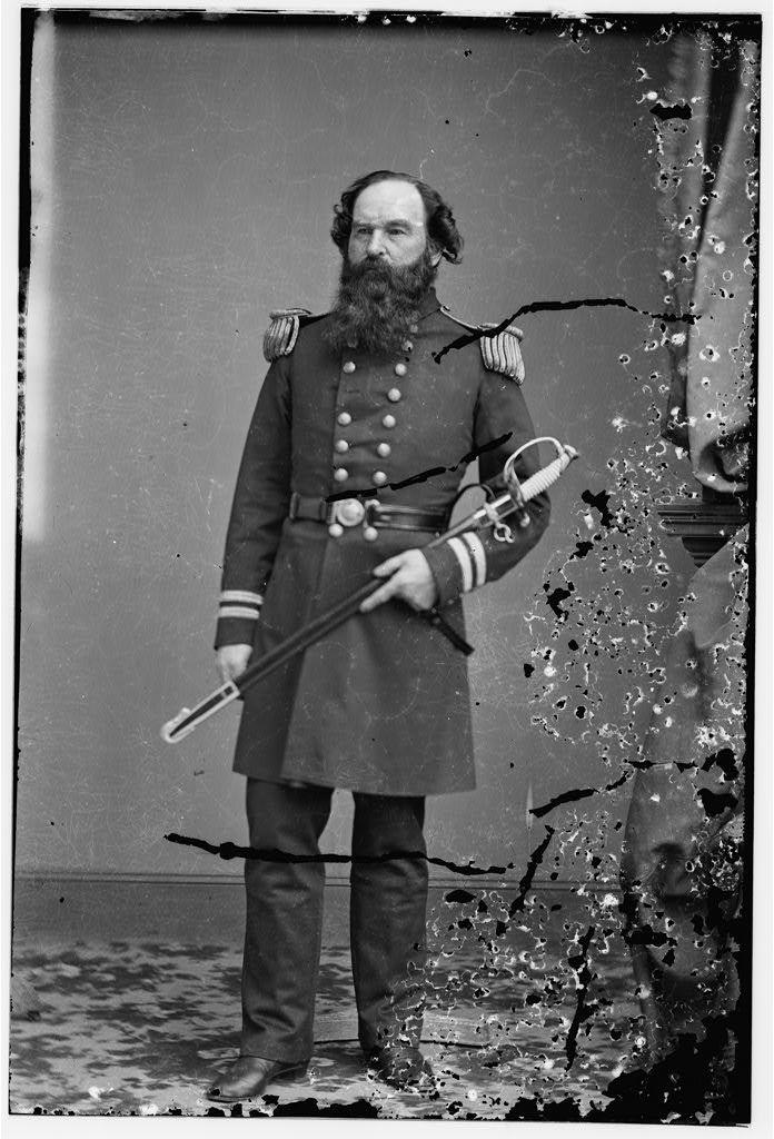 Capt. J. Faunce, Revenue Marine