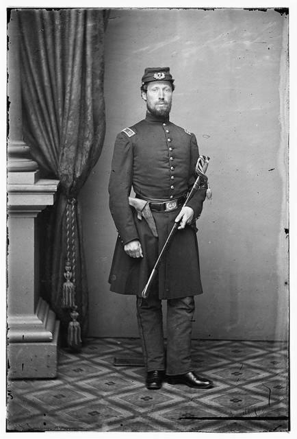 Capt. J. Price, 7th N.Y. S.M.