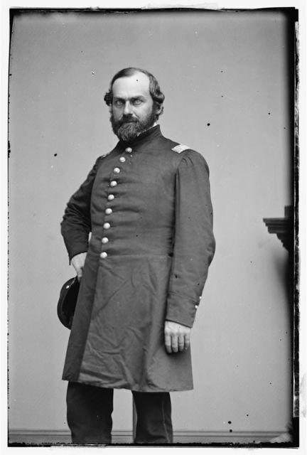 Capt. J.B. Huger
