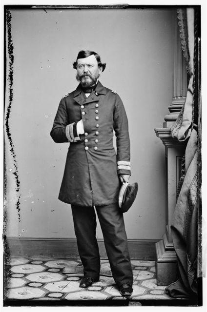Capt. J.R. Goldsborough, U.S.N.