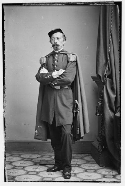Capt. M. Kron, 8th N.Y.Inf.