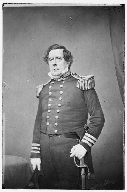 Capt. M.C. Perry
