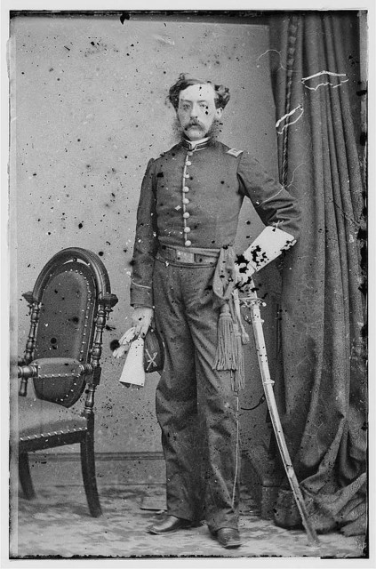 Capt. R.G. Prendergast, 1st New York Cavalry