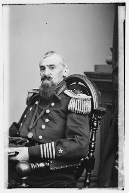 Capt. R.W. Meade, U.S.N.